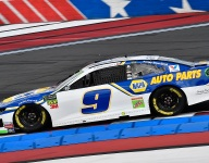 "Elliott happy to redeem ""dumb"" Roval Turn 1 incident with victory"