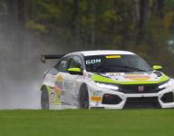 Gonzalez, Pombo conquer slippery Road America to win TCR, TCA Race 2