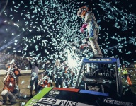 Teen Zeb Wise claims BC39 win at Indy