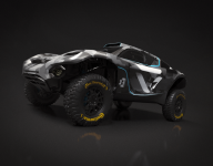 Newey, Vergne join Extreme E off-road effort