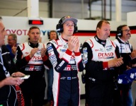 Hartley encouraged by pace in Toyota WEC debut