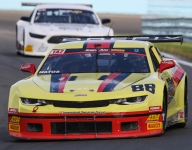 Matos wins tense battle for TA2 pole at Watkins Glen