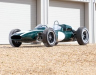 Jack Brabham's Cooper a late addition to Bonhams Goodwood Revival Sale