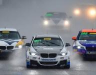 Schwartz wins rain-shortened TC Race 2