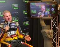 Confident Bowyer swaggering into playoffs