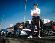 Newgarden to demo IndyCar on Charlotte Roval