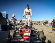 Kirkwood closes in on Indy Pro 2000 title at Laguna Seca