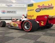 Newgarden enjoys IndyCar shakedown on Charlotte Roval