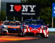 James fights back to Pirelli GT4 America Sprint Race 1 win