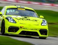 Park Place Porsche takes wet GT4 America SprintX Race 2 win