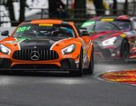 Murillo Racing wins caution-filled Pirelli GT4 America SprintX Race 1