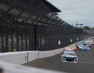 Cup playoff clinch scenarios for Indy
