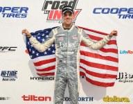 Askew gunning for IndyCar opportunity