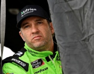 Sadler braces for final start of NASCAR career