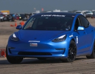 SCCA Solo Nationals: Electrifying Friday