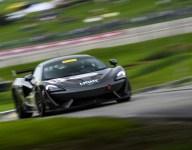 Cooper doubles up in rain-shortened GT4 Sprint