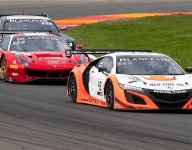 Midseason replacement Hedlund proving dominant in Blancpain GT Pro-Am