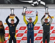 Schwartz pads championship lead with win at The Glen