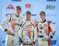Rasmussen wins as McElrea keeps USF2000 title race alive