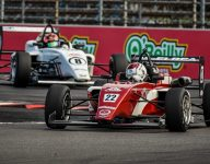 Game on in USF2000 as McElrea scores dominant Portland win