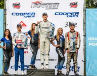 McElrea takes USF2000 championship lead with Portland sweep