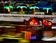 Ford/CGR team takes stock ahead of final race