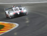 Buemi starts fast for Toyota at Fuji