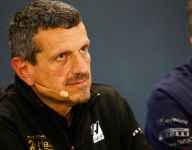 Steiner fined for 'totally inappropriate' stewards comment