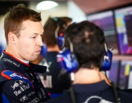 Kvyat angered by late penalty