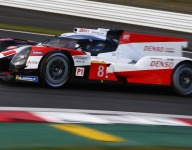 Toyota tops final Fuji practice
