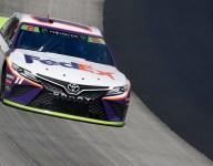 Hamlin edges Larson for Dover pole