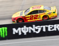 With a 20-lap deficit, Logano has only points to chase at Dover
