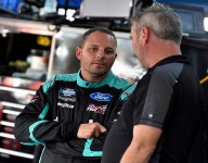 """NASCAR's Miller says Sauter's win-negating penalty """"pretty clear cut"""""""