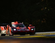 Whelen Cadillac dominates opening three hours of Petit Le Mans