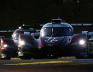 Mazda leads into darkness