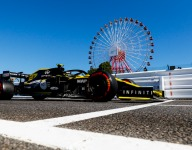 Renault disqualified from Japanese GP after Racing Point protest