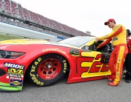 Logano on the bubble ahead of next NASCAR playoff elimination