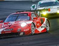 Porsche's GTLM champs fight through a tough finale