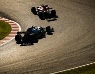 Vettel surprised by Mercedes tactics in Japan