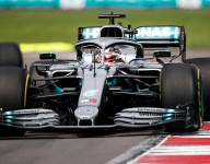 Hamilton surprised by win after avoiding 'big collision'