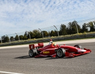 Talent abounds as two-day Road to Indy test kicks off at IMS