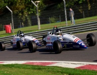 Top-10 finishes for Huffaker, Green in Formula Ford Festival Final