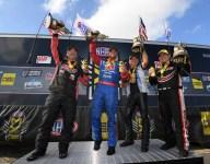 B. Torrence, Hagan, Anderson, Savoie winners all in Texas