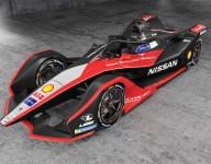 Kimono-inspired graphics for Nissan e.dams Formula E latest