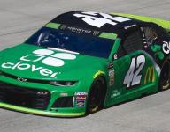 Larson fastest in final Dover Cup Series practice