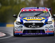 Rossi shines in the rain at Bathurst