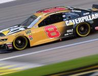 Hemric fastest in final practice at Kansas Speedway
