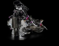 Toyota reveals TS050 HYBRID powertrain