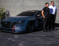 Bryan Ortiz announced as first driver of Mazda3 TCR