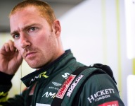 AMR driver Martin launches his own GT team